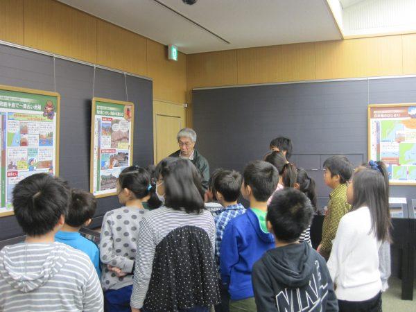 美里小学校4年生