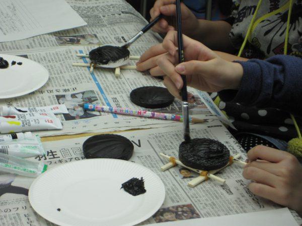 化石のレプリカ作り教室 002